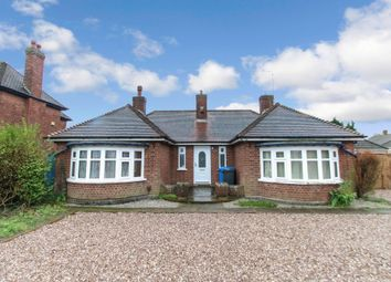 Thumbnail 3 bed detached bungalow to rent in Lichfield Street, Fazeley, Tamworth