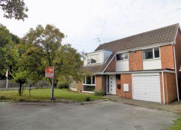 Thumbnail 5 bed detached house for sale in Ashdown Grove, Bingham, Nottingham