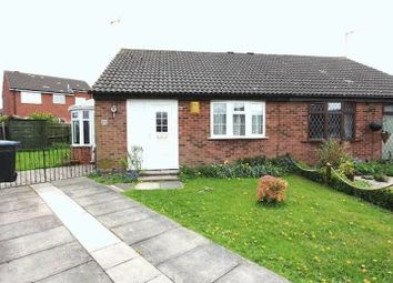 Thumbnail 2 bed bungalow to rent in Oak Close, Burbage, Hinckley