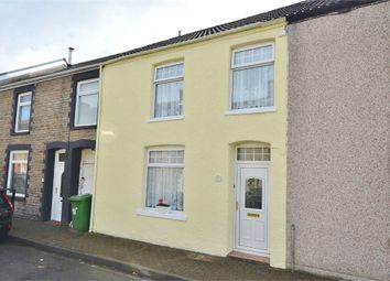 Thumbnail 3 bed terraced house for sale in Anchor Street, Taffs Well, Cardiff, Mid Glamorgan