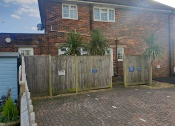 Thumbnail 2 bed flat to rent in Ferring St, Ferring, West Sussex