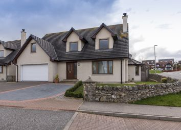 Thumbnail 5 bed detached house for sale in Woodside Gardens, Westhill, Inverness, Highland