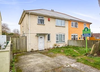 Thumbnail 3 bedroom semi-detached house for sale in North Down Gardens, Plymouth