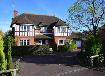 Thumbnail 4 bed detached house for sale in Winta Drive, Fleet