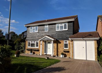 Thumbnail 4 bed detached house for sale in Pinecrest Gardens, Farnborough, Orpington