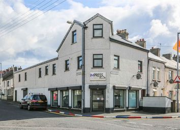 Thumbnail 2 bed flat for sale in Newington Avenue, Larne, County Antrim