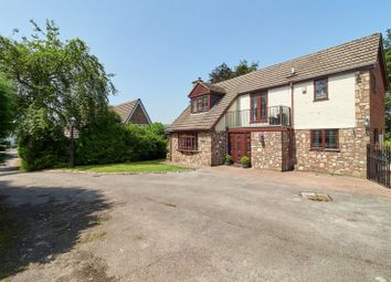 Thumbnail 4 bed detached house for sale in Clewlows Bank, Bagnall, Stoke-On-Trent