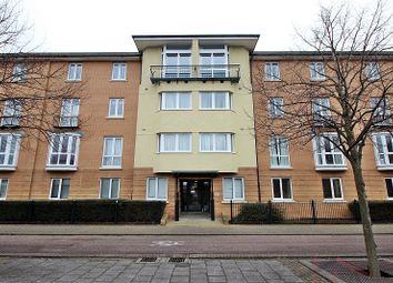 Thumbnail 2 bedroom flat for sale in Messina House, Vellacott Close, Cardiff, Cardiff.