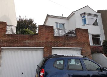 Thumbnail 4 bed end terrace house for sale in Borstal Street, Rochester