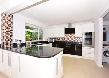 Thumbnail 4 bed detached house for sale in Forge Close, Eythorne, Dover, Kent