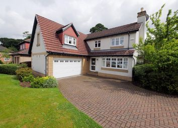 Thumbnail 4 bedroom detached house to rent in Ravelrig Gait, Balerno