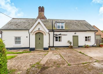 Thumbnail 4 bedroom cottage for sale in Church Street, Holme, Peterborough