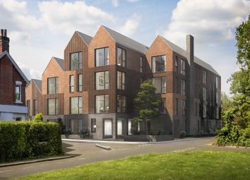 Thumbnail 1 bed flat for sale in Horsell Moor, Horsell, Woking