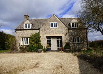 Thumbnail 4 bed property for sale in Lechlade Road, Langford, Lechlade