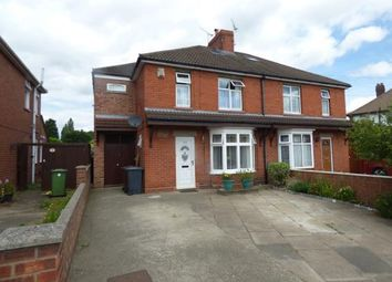 Thumbnail 4 bed semi-detached house for sale in Boultham Park Road, Lincoln, Lincolnshire