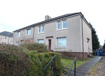 Thumbnail 2 bedroom flat for sale in Academy Street, Sandyhills, Glasgow