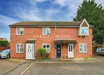 Thumbnail 2 bed terraced house to rent in Harvard Court, Colchester