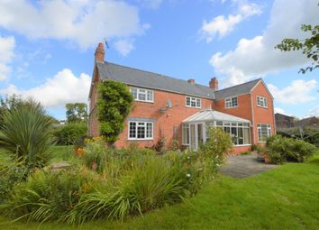 Thumbnail 3 bed detached house for sale in Old Hall Lane, Hargrave, Chester