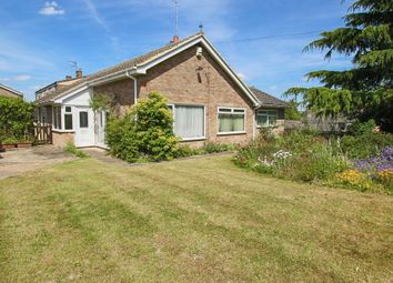 Thumbnail 4 bed detached bungalow for sale in Cambridge Road, Fulbourn, Cambridge