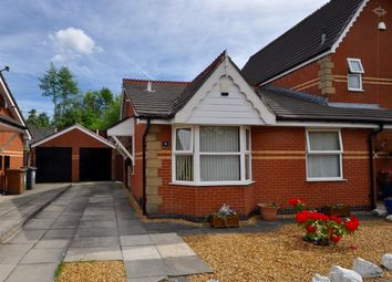 Thumbnail 2 bed semi-detached bungalow for sale in Albert Avenue, Dukinfield