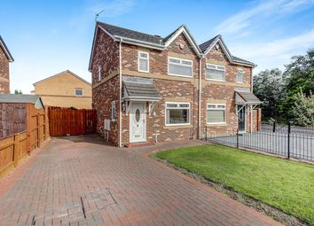 Thumbnail 3 bedroom semi-detached house to rent in Praetorian Drive, Wallsend