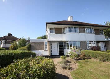 Thumbnail 3 bed semi-detached house for sale in Tudor Way, Petts Wood, Orpington