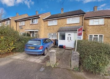 3 bed terraced house for sale in Pankhurst Crescent, Chells, Stevenage SG2