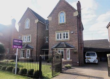Thumbnail 4 bed semi-detached house for sale in Rudheath Lane, Runcorn