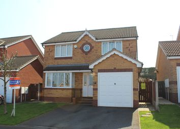 Thumbnail 4 bed detached house for sale in Hilltop Rise, Newthorpe