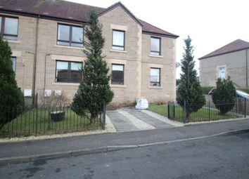 Thumbnail 3 bed flat for sale in Polbeth Crescent, Polbeth, West Calder