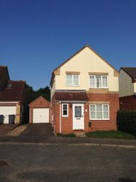 Thumbnail 3 bed detached house for sale in Ditchingham Grove, Rushmere St. Andrew, Ipswich