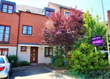 Thumbnail 4 bedroom town house for sale in Peggs Way, Basingstoke
