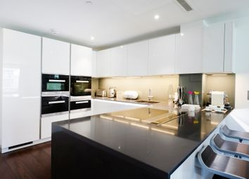 Thumbnail 4 bedroom flat for sale in Central Avenue, London
