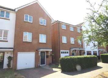 Thumbnail 4 bed end terrace house for sale in Purdom Road, Welwyn Garden City