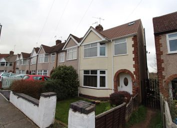 3 bed end terrace house for sale in Lincroft Crescent, Chapelfields, Coventry CV5