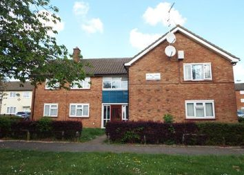 Thumbnail 1 bedroom flat for sale in Ramsey Close, Luton, Bedfordshire, England