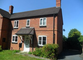 Thumbnail 3 bed semi-detached house for sale in Little Barnyard, Longden, Shrewsbury