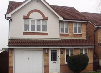 Thumbnail 4 bedroom detached house for sale in Shelley Court, Kirkby, Liverpool