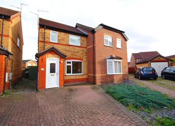 Thumbnail 2 bed semi-detached house to rent in Beechtree Close, Ruskington, Sleaford