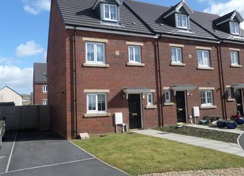 Thumbnail 4 bedroom end terrace house for sale in Heol Waunhir, Carway, Kidwelly