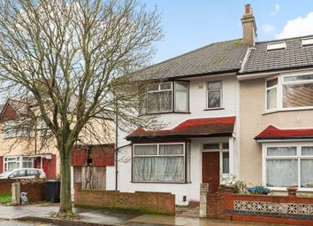 Thumbnail 3 bed end terrace house for sale in Crusoe Road, Mitcham
