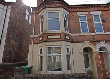 Thumbnail 5 bed semi-detached house to rent in Dunlop Avenue, Lenton, Nottingham