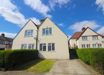 Thumbnail 2 bed semi-detached house for sale in Cavell Road, London