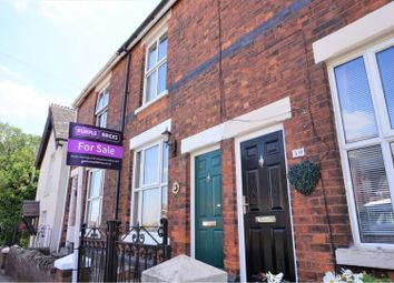 Thumbnail 2 bed terraced house for sale in Hill Street, Dudley