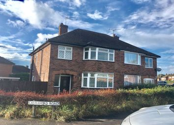 Thumbnail 3 bedroom semi-detached house to rent in Castleford Road, Leicester