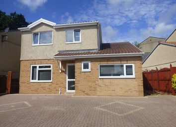 Thumbnail 3 bed detached house for sale in Stratton Way, Cwrt Herbert, Neath.
