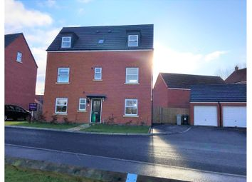 Thumbnail 4 bed detached house for sale in Southwells Lane, Horncastle