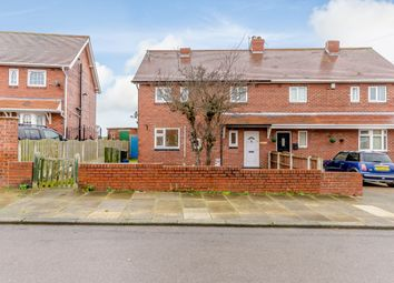 Thumbnail 3 bed semi-detached house for sale in Newfield Crescent, Rotherham, South Yorkshire