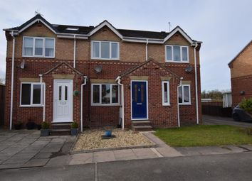 Thumbnail 2 bed town house for sale in George Cartwright Close, Norton, Malton