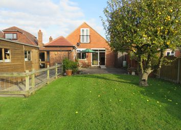 Thumbnail 3 bed detached bungalow for sale in Postern Road, Tatenhill, Burton-On-Trent